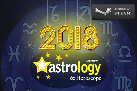 Astrology 2018 for Steam